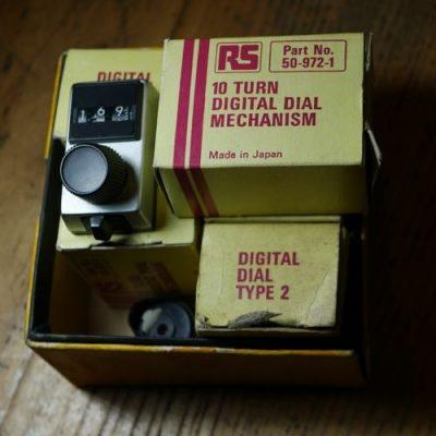 Radiospares dials