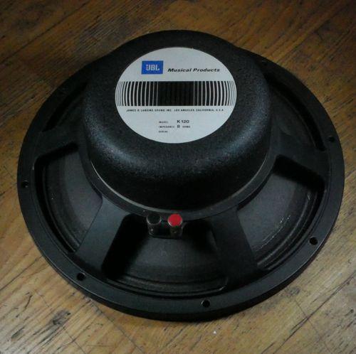 JBL AlNiCo speaker