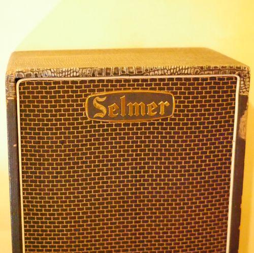 Selmer 4x10 speaker cab