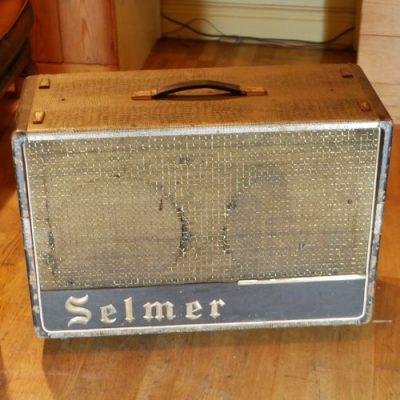 Selmer 2x12 cab