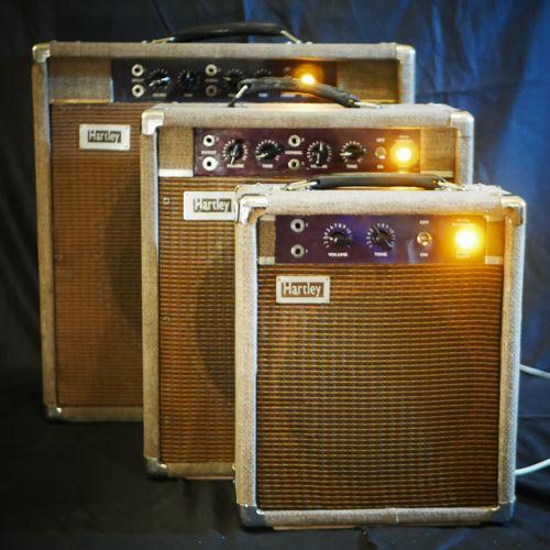 Hartley amps